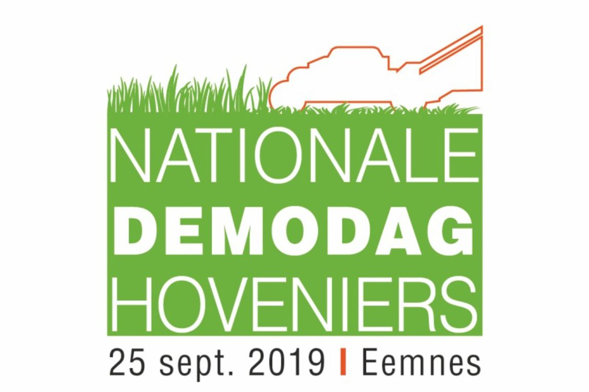 Nationale Demodag Hoveniers 25 september 2019